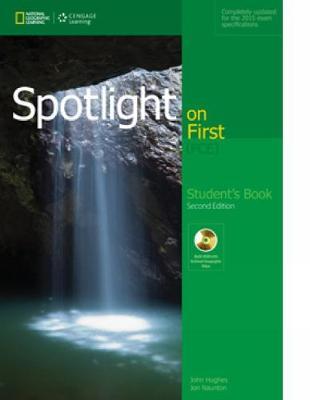 Spotlight on First Student's Book + DVD-ROM