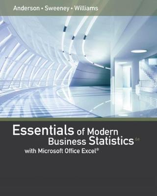 Essentials of Modern Business Statistics with Microsoft (R) Excel (R) (Hardback)