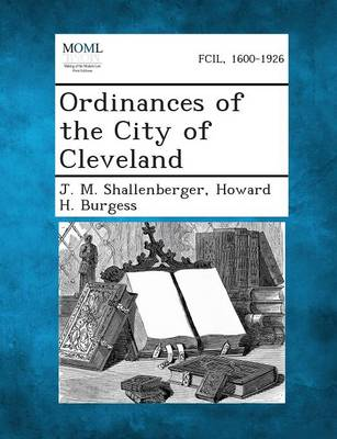 Ordinances of the City of Cleveland (Paperback)
