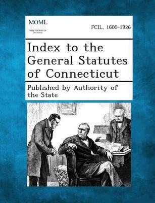 Index to the General Statutes of Connecticut (Paperback)