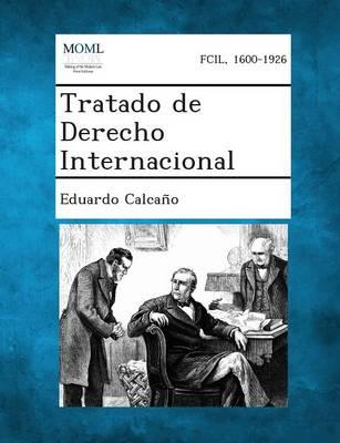 Tratado de Derecho Internacional (Paperback)