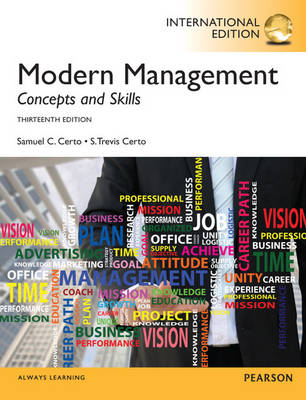 Modern Managament plus MyManagementLab with Pearson eText, International Edition