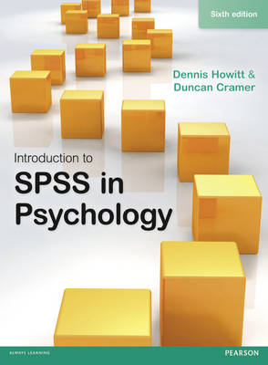 Introduction to SPSS in Psychology (Paperback)