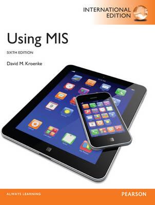 Using MIS (Paperback)