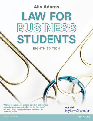 Law for Business Students (Paperback)