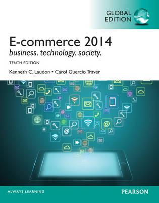 E-commerce 2014, Global Edition, 10/e (Paperback)