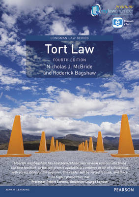 Tort Law (Longman Law Series) premium pack - Longman Law Series