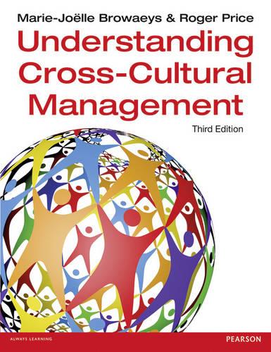 Understanding Cross-Cultural Management 3rd edn (Paperback)