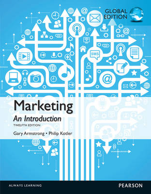 Marketing: An Introduction, Global Edition (Paperback)