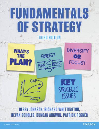 whittington strategy