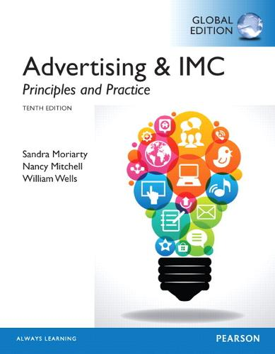Advertising & IMC: Principles and Practice, Global Edition (Paperback)