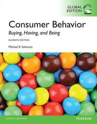 Consumer Behavior, Global Edition (Paperback)