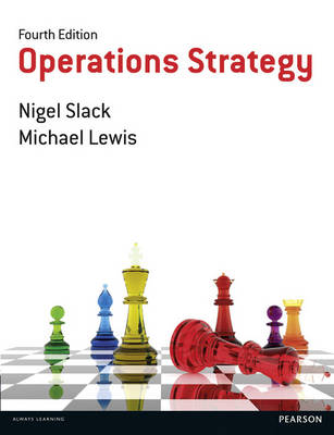 Operations Strategy (Paperback)