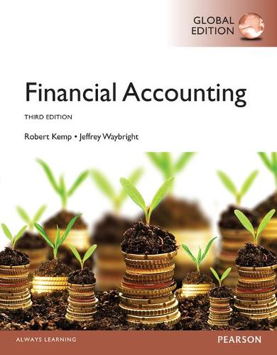 Financial Accounting, Global Edition (Paperback)