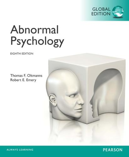 Abnormal Psychology, Global Edition (Paperback)