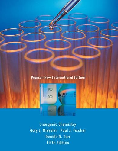 Inorganic Chemistry: Pearson New International Edition (Paperback)