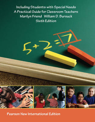 Including Students with Special Needs: Pearson New International Edition: A Practical Guide for Classroom Teachers (Paperback)