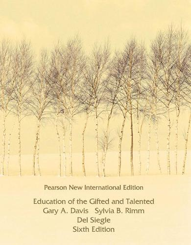 Education of the Gifted and Talented: Pearson New International Edition (Paperback)
