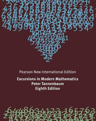 Excursions in Modern Mathematics: Pearson New International Edition (Paperback)