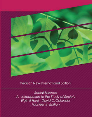 Social Science: An Introduction to the Study of Society (Paperback)