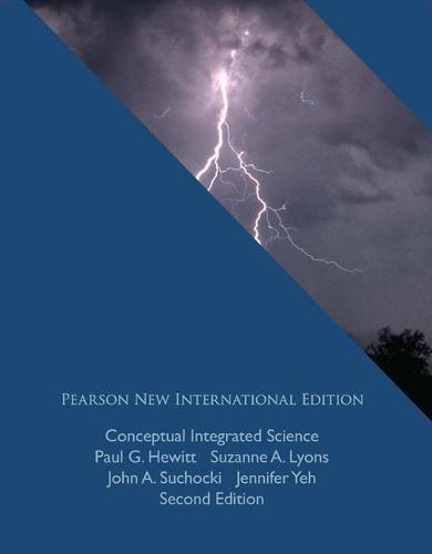 Conceptual Integrated Science: Pearson New International Edition (Paperback)