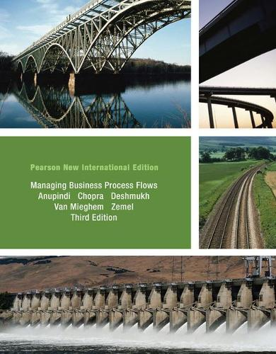 Managing Business Process Flows: Pearson New International Edition (Paperback)