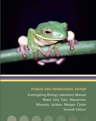 Investigating Biology Lab Manual (Paperback)