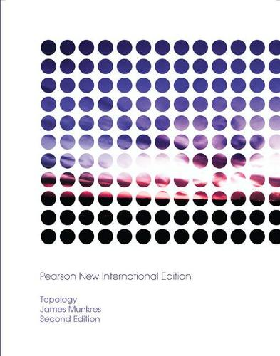 Topology: Pearson New International Edition (Paperback)