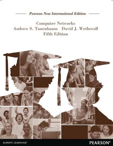 Computer Networks: Pearson New International Edition (Paperback)