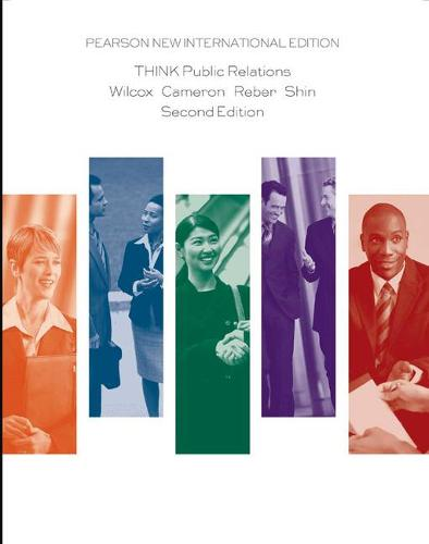 THINK Public Relations: Pearson New International Edition (Paperback)