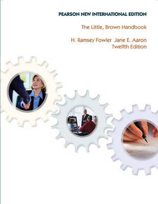 The Little, Brown Handbook (Paperback)