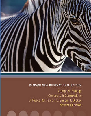 Campbell Biology: Pearson New International Edition: Concepts & Connections (Paperback)