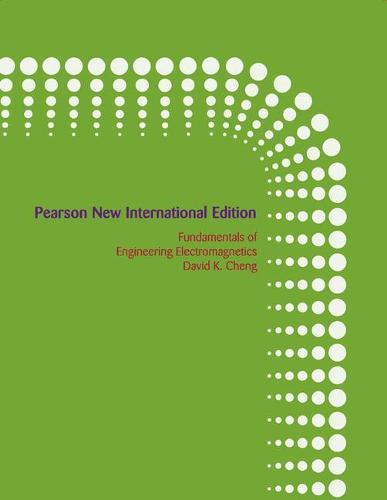 Fundamentals of Engineering Electromagnetics: Pearson New International Edition (Paperback)