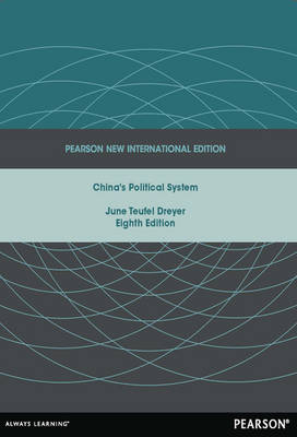 China's Political System: Pearson New International Edition (Paperback)