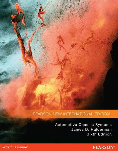 Automotive Chassis Systems: Pearson New International Edition (Paperback)