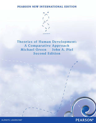 Theories of Human Development: A Comparative Approach (Paperback)
