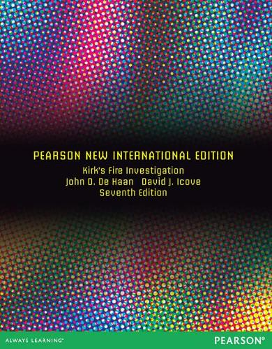 Kirk's Fire Investigation: Pearson New International Edition (Paperback)
