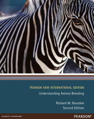 Understanding Animal Breeding: Pearson New International Edition (Paperback)