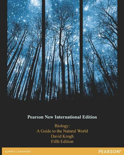 Biology: Pearson New International Edition: A Guide to the Natural World (Paperback)