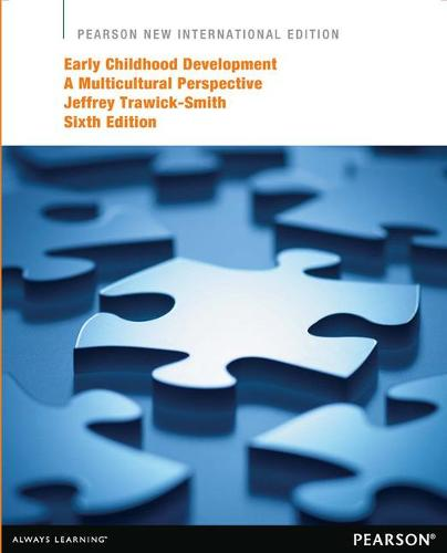 Early Childhood Development: Pearson New International Edition: A Multicultural Perspective (Paperback)