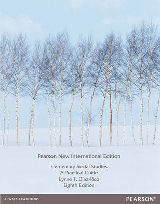 Elementary Social Studies: Pearson New International Edition: A Practical Guide (Paperback)