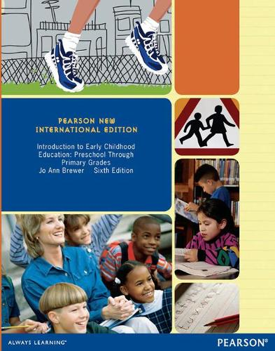 Introduction to Early Childhood Education: Pearson New International Edition: Preschool Through Primary Grades (Paperback)