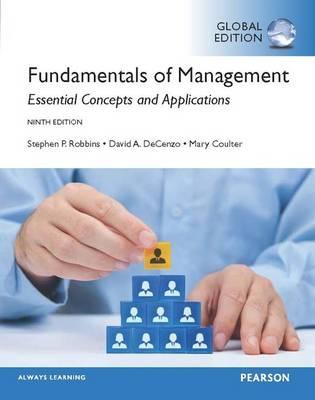 Fundamentals of Management, Global Edition (Paperback)