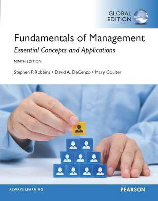 Fundamentals of Management with MyManagementLab, Global Edition