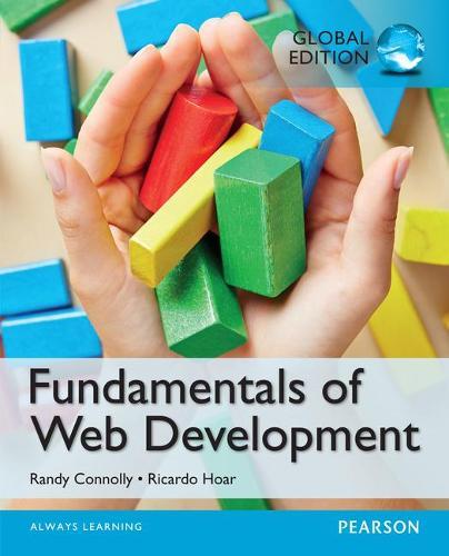Fundamentals of Web Development, Global Edition (Paperback)