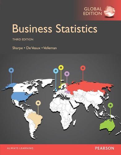 Business Statistics, Global Edition (Paperback)