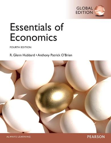 Essentials of Economics, Global Edition (Paperback)