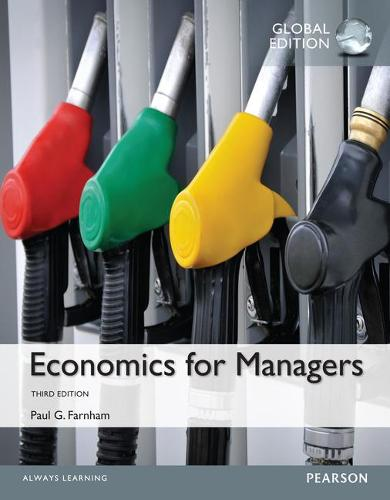 Economics for Managers, Global Edition (Paperback)