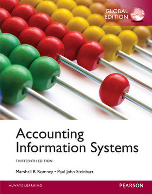 Accounting Information Systems, Global Edition (Paperback)