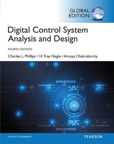 Digital Control System Analysis & Design, Global Edition (Paperback)